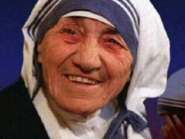 Quote from Mother Theresa