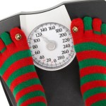 Bye By Holiday Weight Gain on Numeals